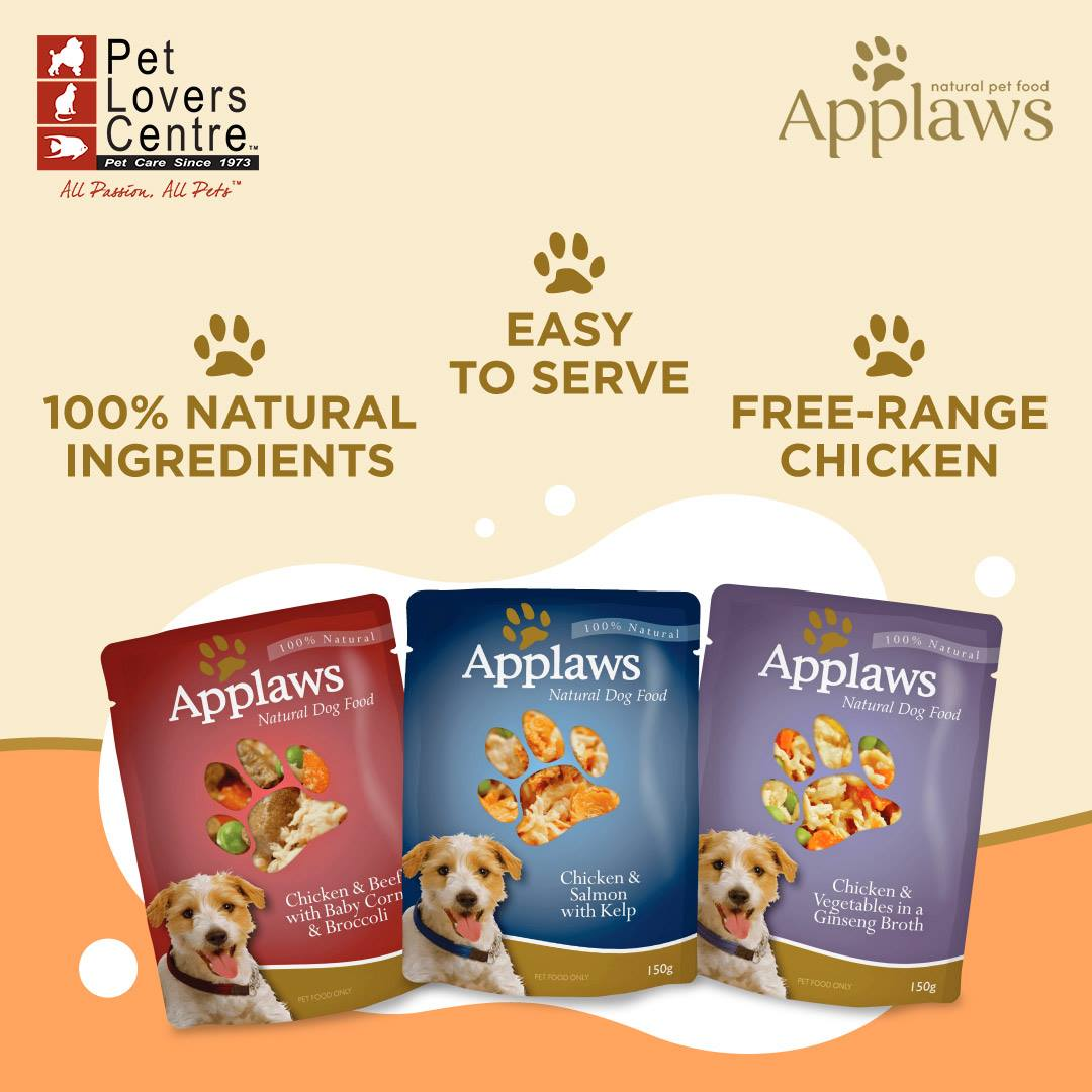 Applaws Dog Pouch Food (150g)