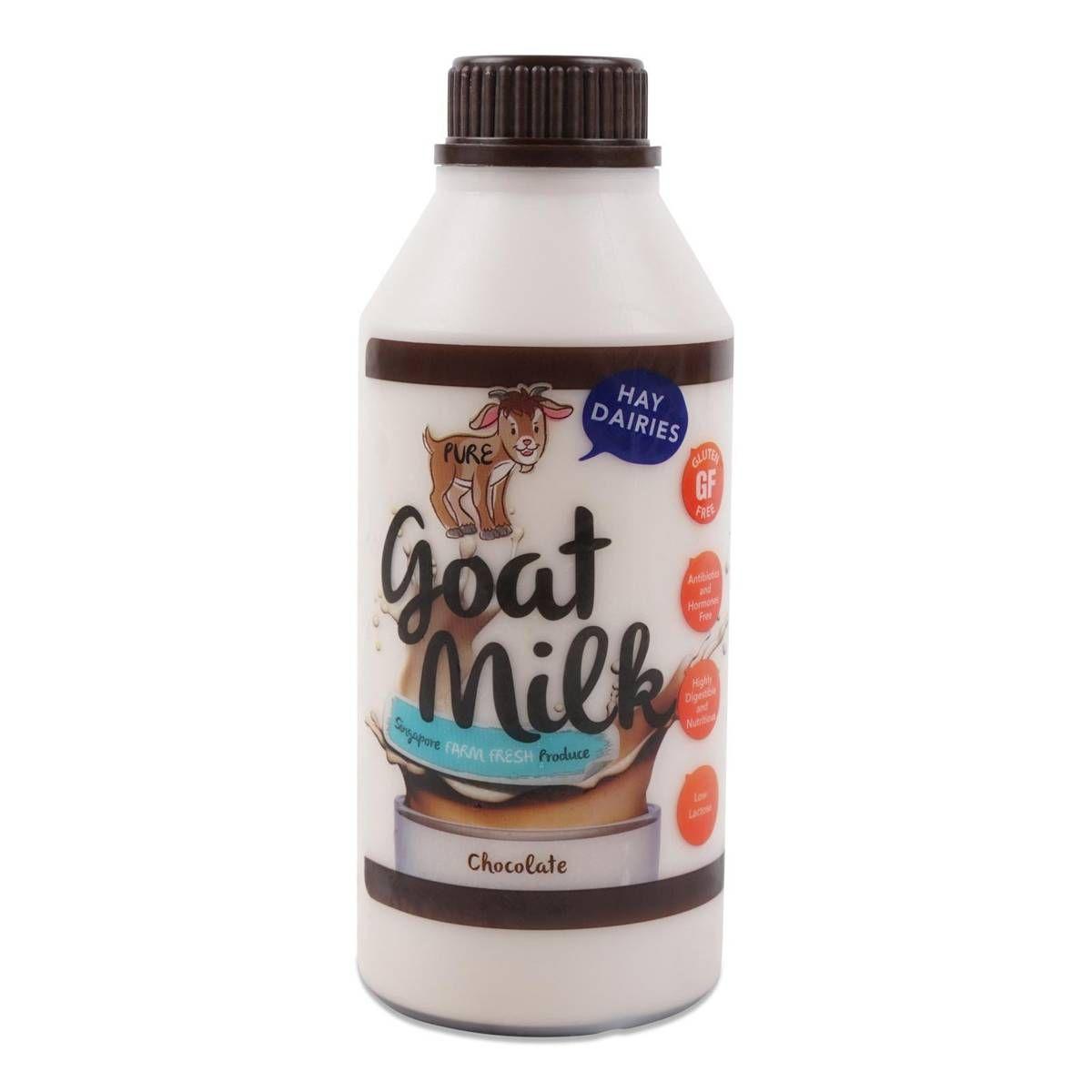 Chocolate Goat Milk 800ml
