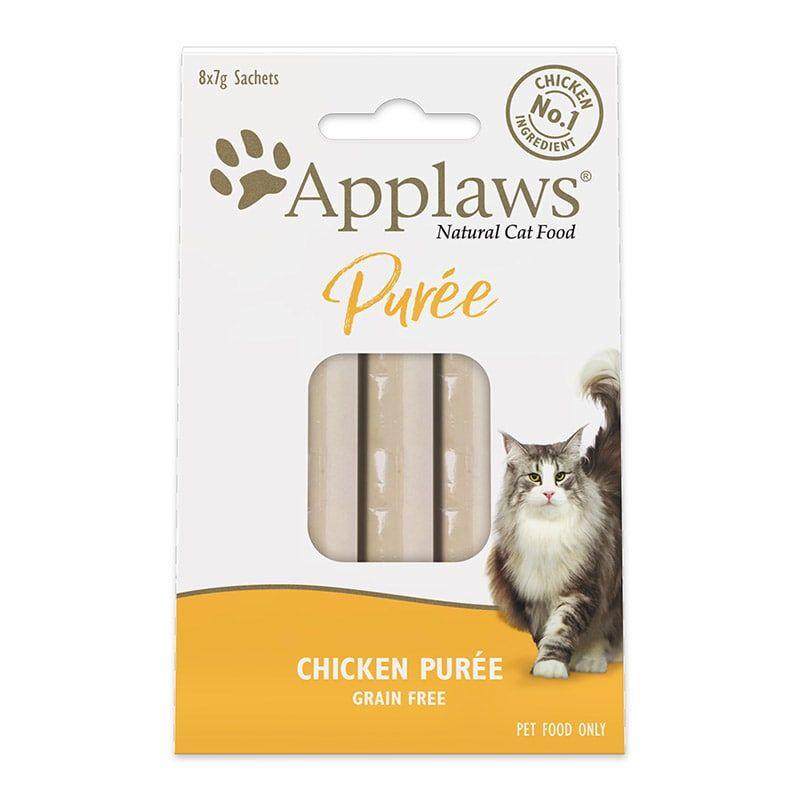 Applaws Cat Puree Treats (8x7g)