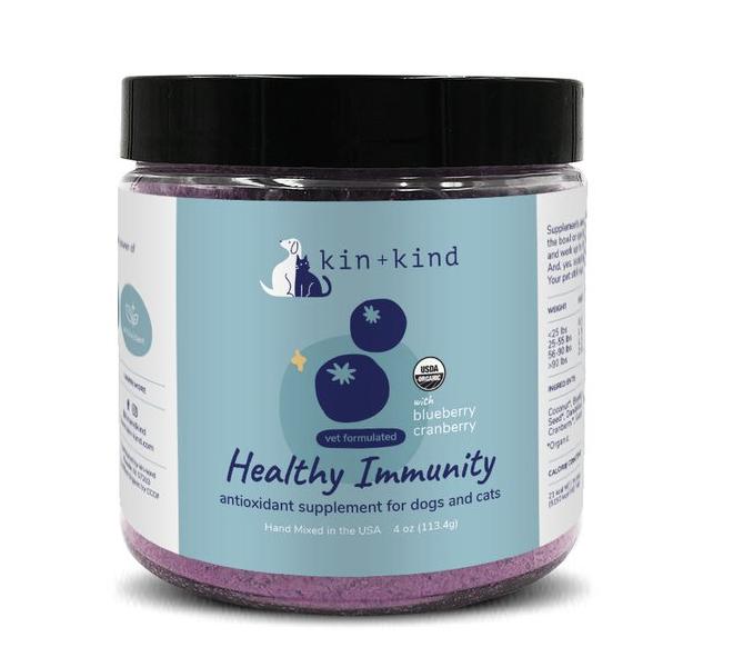 Kin+Kind Healthy Immunity 4oz