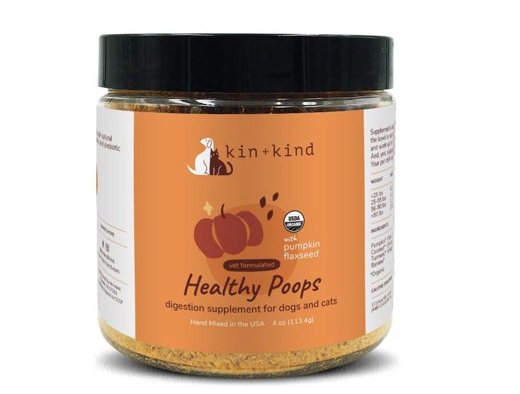 Kin+Kind Healthy Poops