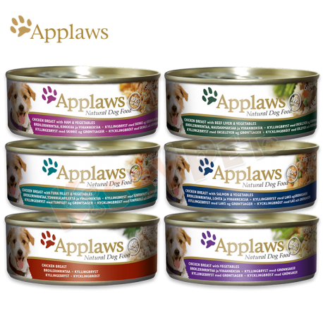 Applaws Dog Canned Food (156g)