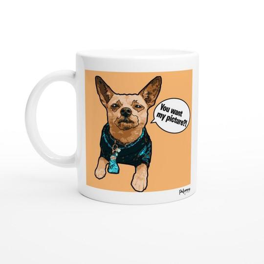 Ceramic Mug - 11oz / 325ml