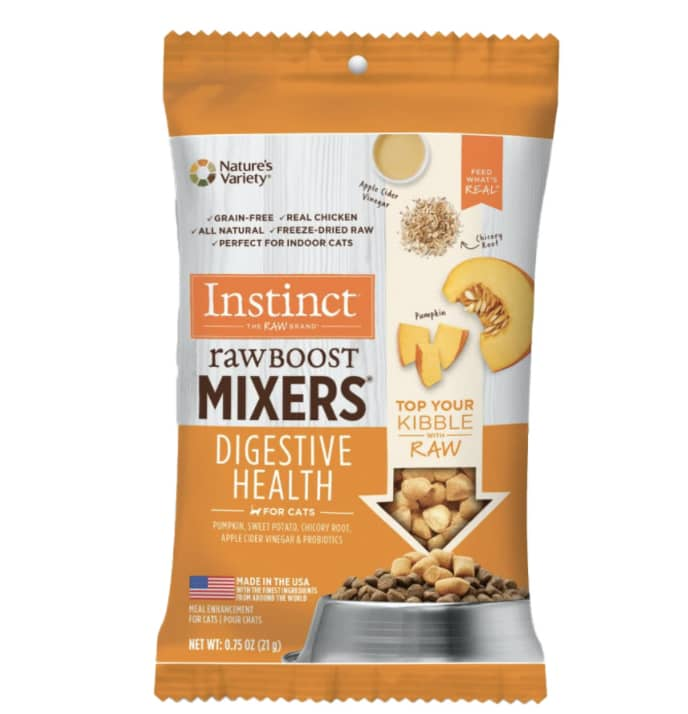 Raw Boost® Mixers® Digestive Health for Cats