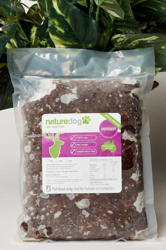 naturedog BARF Raw Food