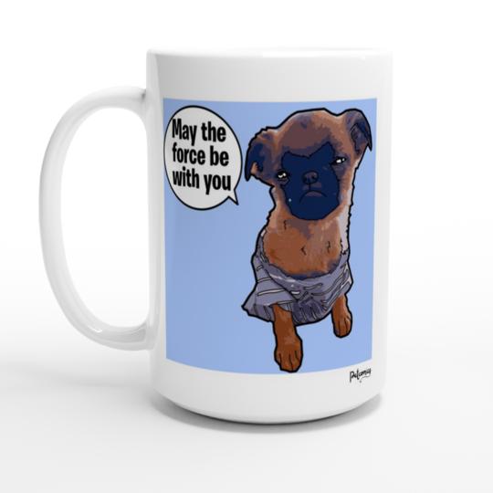 Ceramic Mug - 15oz / 445ml